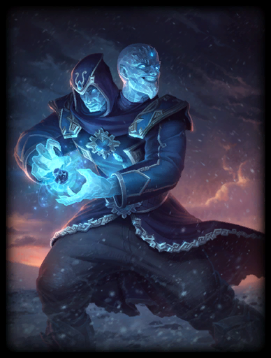 Ice Mage Skin card