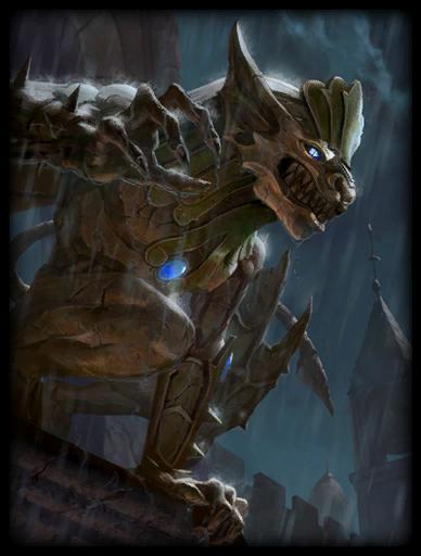 Stone Sentinel Skin card