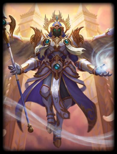 Seraph Skin card