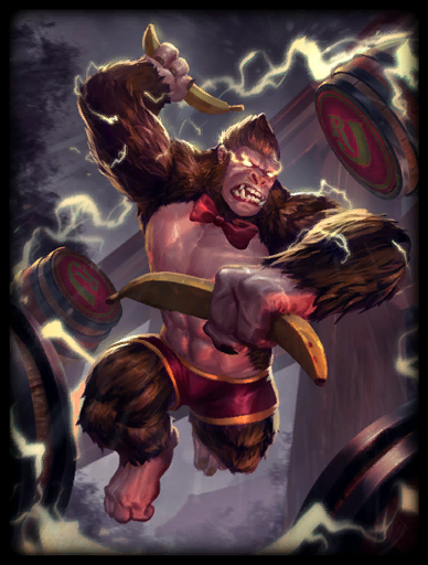Drums Out Skin card