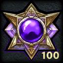 Mastery Level 100 Icon