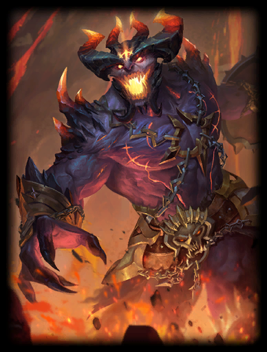 Infernal Lord Skin card