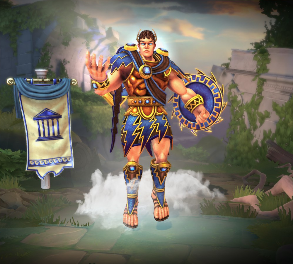 Almighty Zeus
