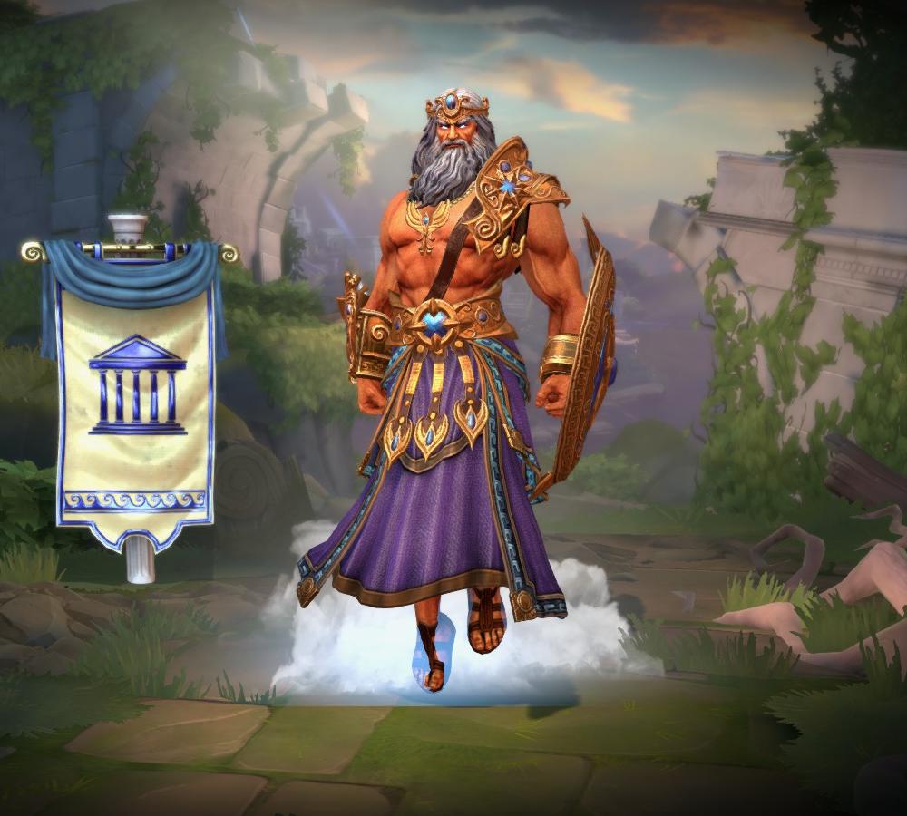 Zeus online dating