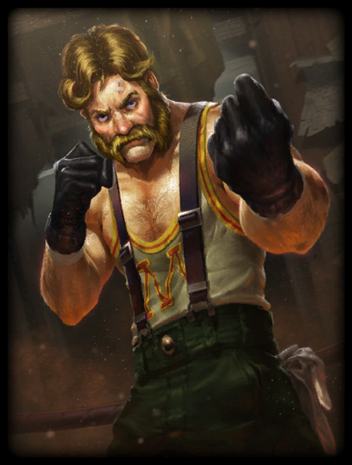 Prizefighter Skin card