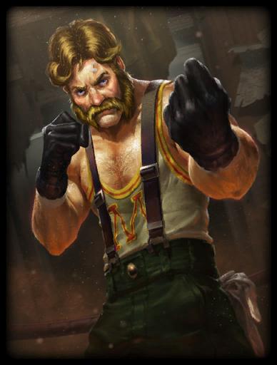 Prizefighter Skin card
