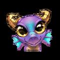 Camelot CutesyDragonAvatar Icon.png