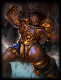 Golden Hercules