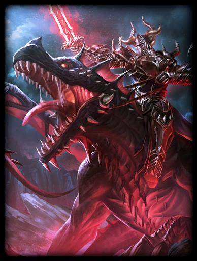 Dragon Knight Skin card