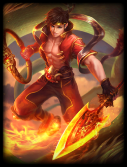 Fire Lord Ne Zha Voicelines Official Smite Wiki I will continue to add to it as i didn't think i missed much but i probably still am missing some. fire lord ne zha voicelines official