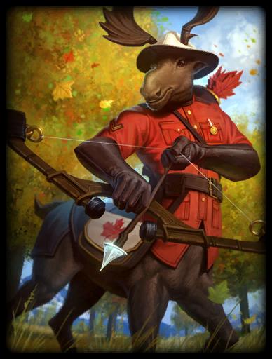 Constable Moosejaw Skin card