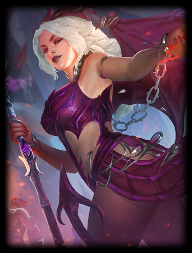 Temptress Skin card