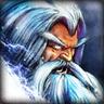 Retro Zeus Avatar
