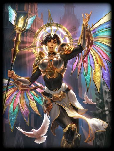 Celestial Skin card