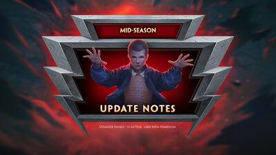 8.7 - Mid-Season Update