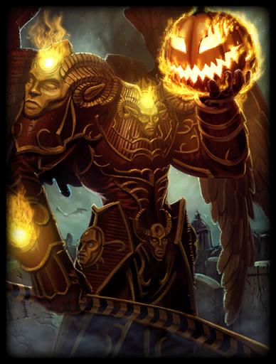 Jack the Reaper Skin card