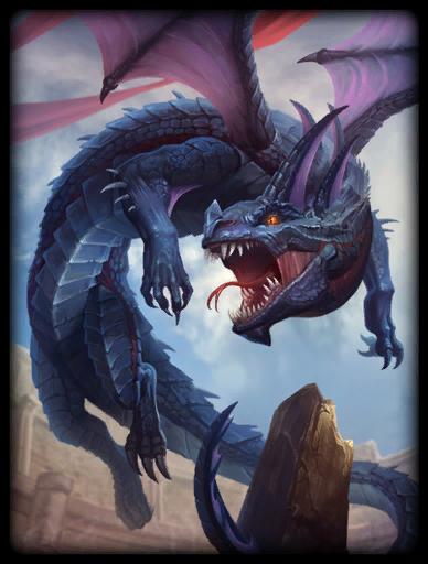 Dragon's Rage Skin card
