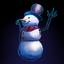 Snowman Ward Skin