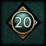 20 God Mastery Avatar