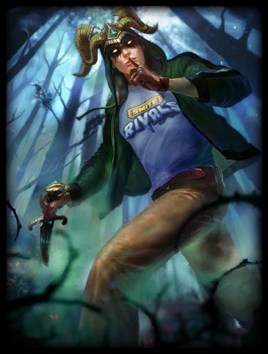 Loki Rivals Skin card