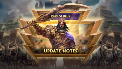 8.4 - King of Uruk Update