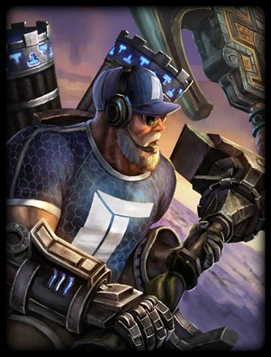 Titan Skin card