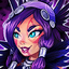 Cutesy The Morrigan Avatar
