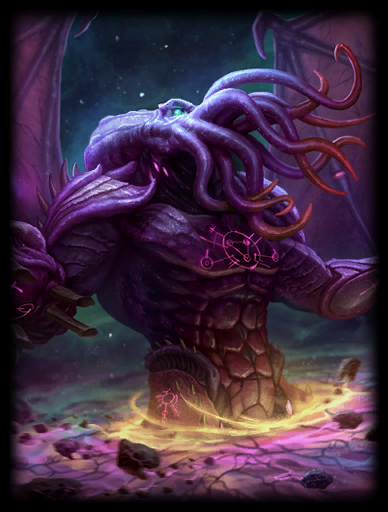 Cosmic Horror Skin card