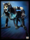 Original Dominatrix Skin card