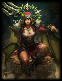 Scarlet Coven Isis