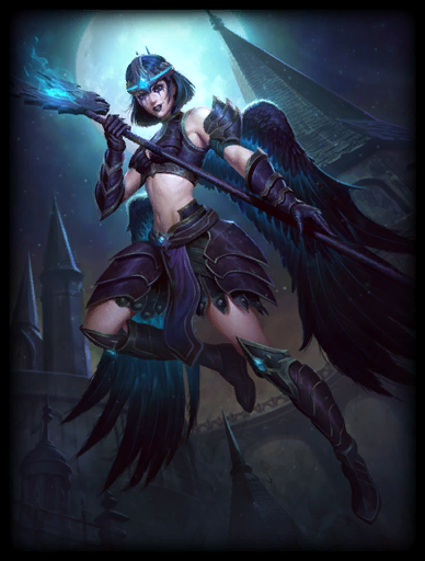 Fallen Angel Skin card