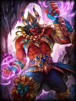 Golden/Legendary/Diamond Ravana