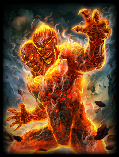Infernal Skin card