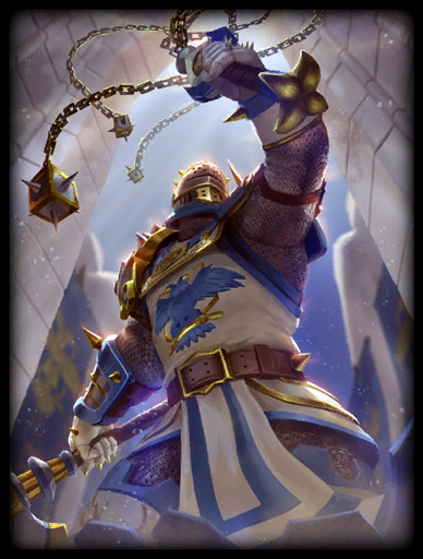 Noble Knight Skin card