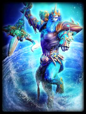 Earthshaker Skin card