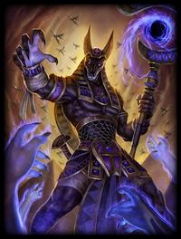 Nightwalker Anubis