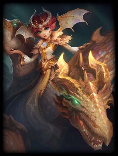 Dragon Empress Skin card
