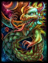 Sacred Dragon Ao Kuang
