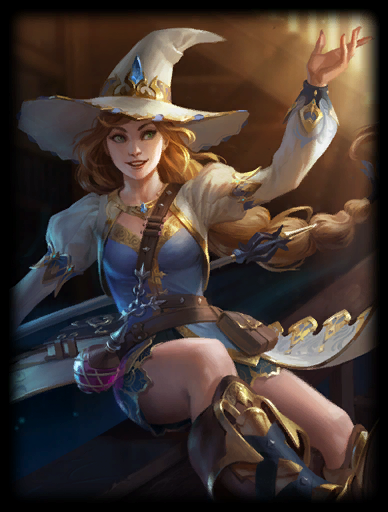Charm Caster Skin card