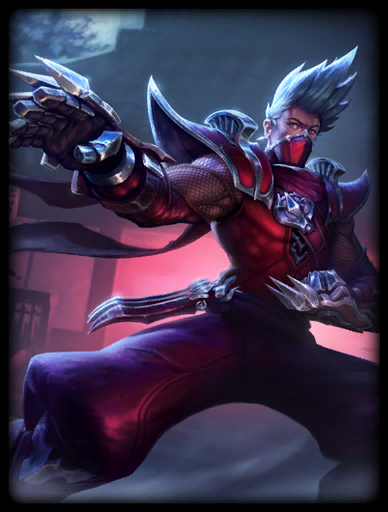 Shadow Step Skin card