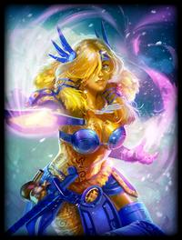 Golden Freya
