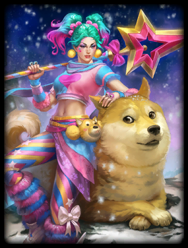 Such Cold Skin card