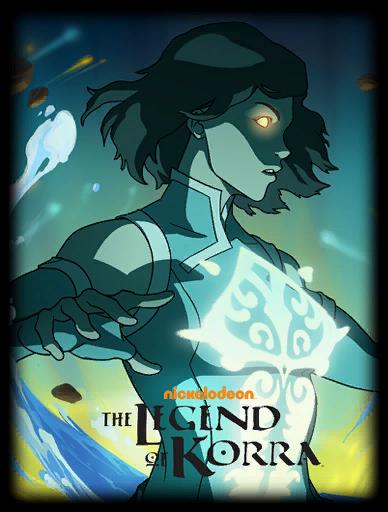 Avatar Korra Skin card