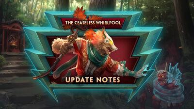 8.8 Bonus - The Ceaseless Whirlpool Bonus Update