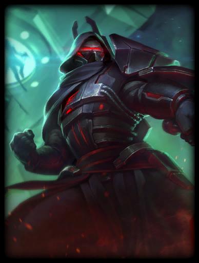 Dark Lord Skin card