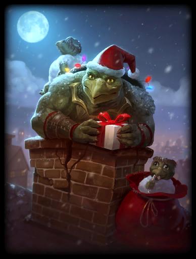 Jingle Shells Skin card