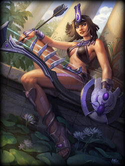 Mischievous Neith