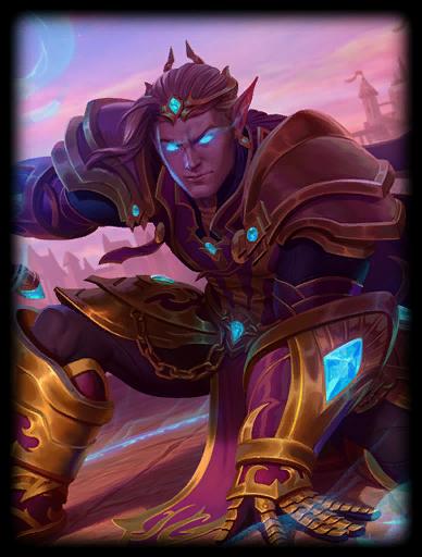 Violet Lord Skin card
