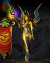 Original Golden Skin model
