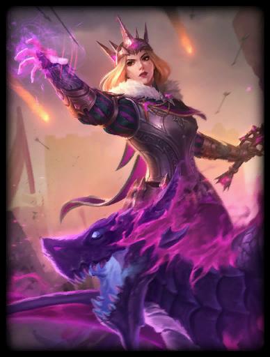 Dark Enchantress Skin card
